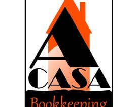 #9 cho Design a Logo for A Casa Bookkeeping bởi CarolineMagget