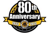 Bài tham dự #21 về Graphic Design cho cuộc thi Design a Logo for Boston United Football Club's 80th Anniversary