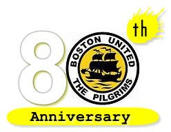 Proposition n°9 du concours Design a Logo for Boston United Football Club's 80th Anniversary