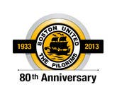 Proposition n° 40 du concours Graphic Design pour Design a Logo for Boston United Football Club's 80th Anniversary
