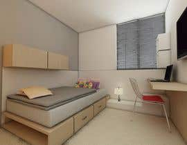 #40 para Modern Bedroom Set Design por javierlemus