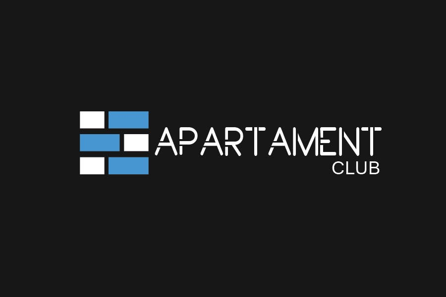 #87 for Design a Logo for Apartment Club by danutudanut93