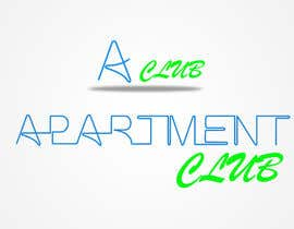 #80 cho Design a Logo for Apartment Club bởi jockerz