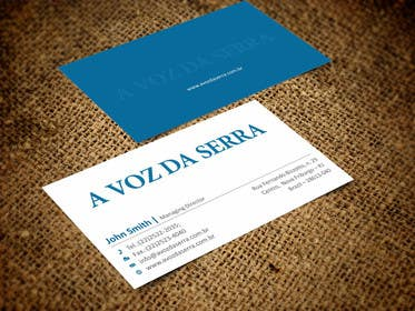 #2 for I need some corporate identity itens designed (business cards, wallpaper etc) by ezesol