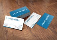Contest Entry #7 for I need some corporate identity itens designed (business cards, wallpaper etc)