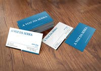 Contest Entry #25 for I need some corporate identity itens designed (business cards, wallpaper etc)