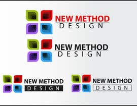 nº 24 pour Design a Logo for New Method Designs par pankaj86