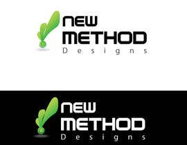 #70 untuk Design a Logo for New Method Designs oleh risonsm