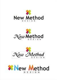 #139 untuk Design a Logo for New Method Designs oleh usmanarshadali