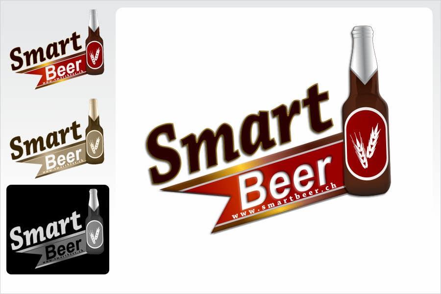 Konkurrenceindlæg #223 for Logo Design for SmartBeer