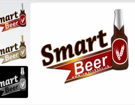 #223 для Logo Design for SmartBeer от zmeeya