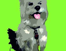 #28 para crreate a cartoon illustration of my dog for a childrens book por lijoolijo