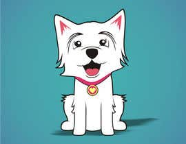 #26 para crreate a cartoon illustration of my dog for a childrens book por DaviidMx