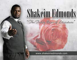 "#12 untuk Design a Flyer for Author ""Shakeim Edmonds"" oleh Onufrii"