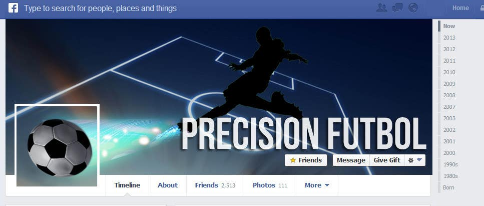 #16 for Design a Facebook Cover and profile picture by luvephoto
