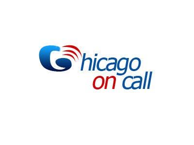 Kilpailutyö #342 kilpailussa Logo Design for Chicago On Call