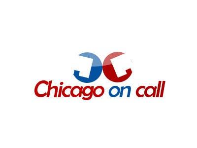 Kilpailutyö #273 kilpailussa Logo Design for Chicago On Call
