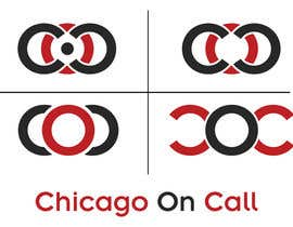 #194 dla Logo Design for Chicago On Call przez dalboi