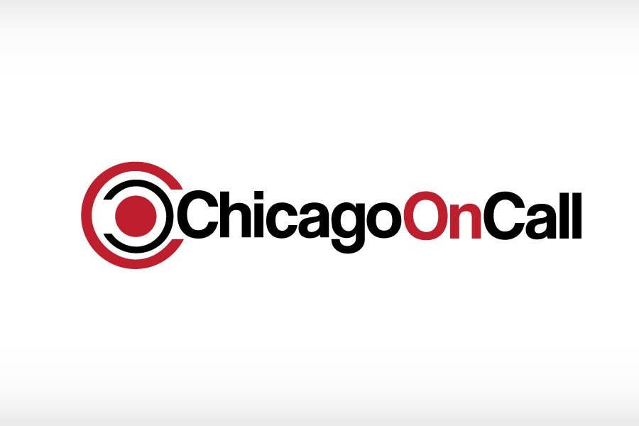 Kilpailutyö #214 kilpailussa Logo Design for Chicago On Call