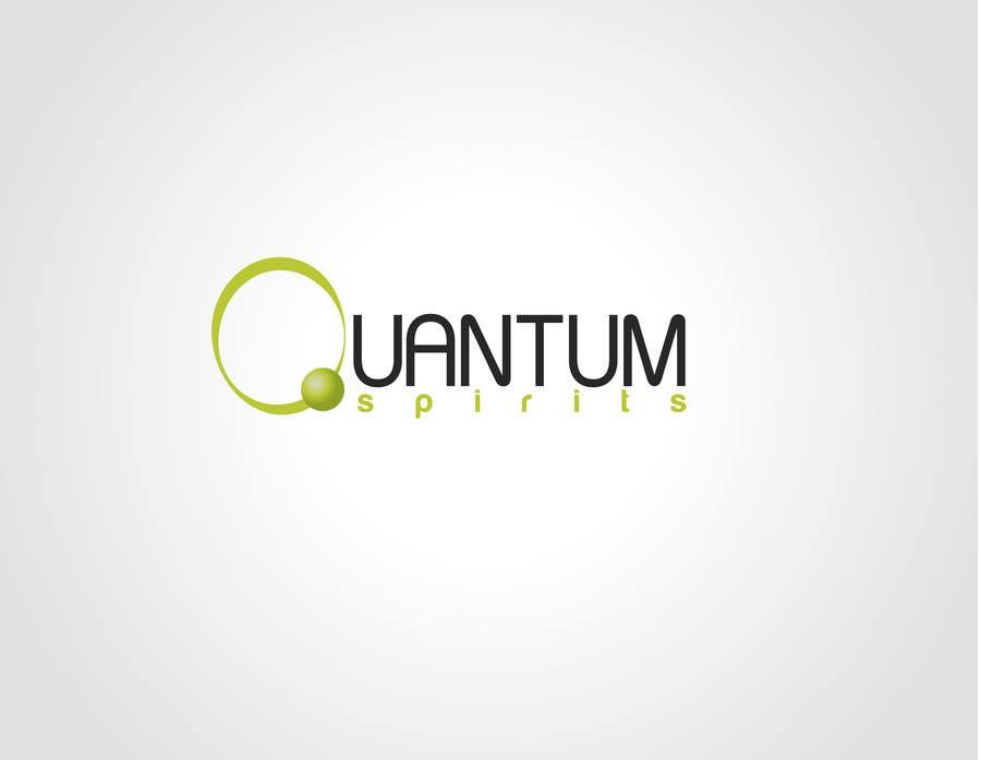 Bài tham dự cuộc thi #                                        48                                      cho                                         Logo for Quantum Spirits