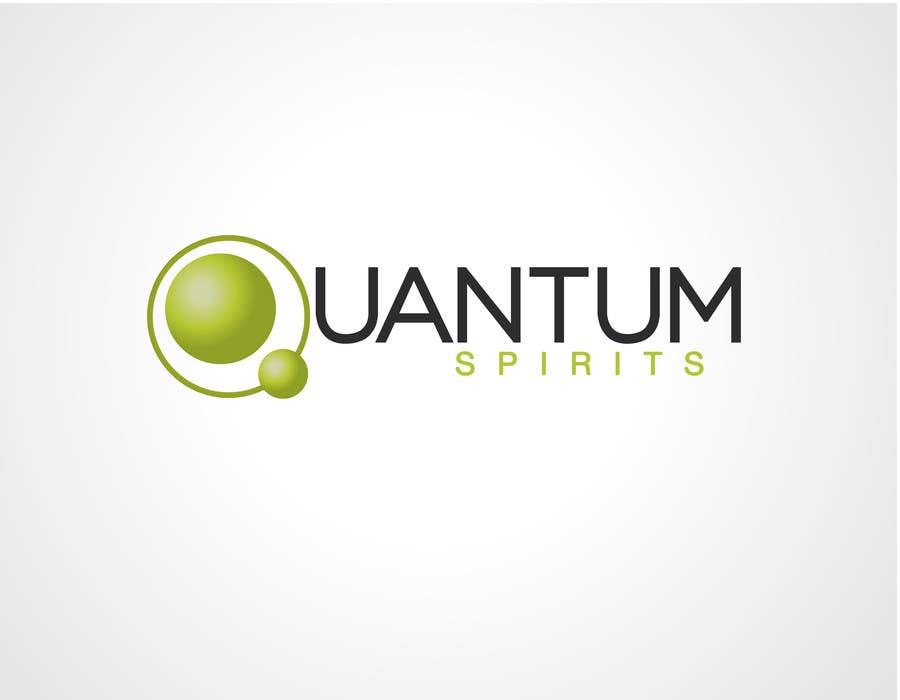 Bài tham dự cuộc thi #                                        64                                      cho                                         Logo for Quantum Spirits