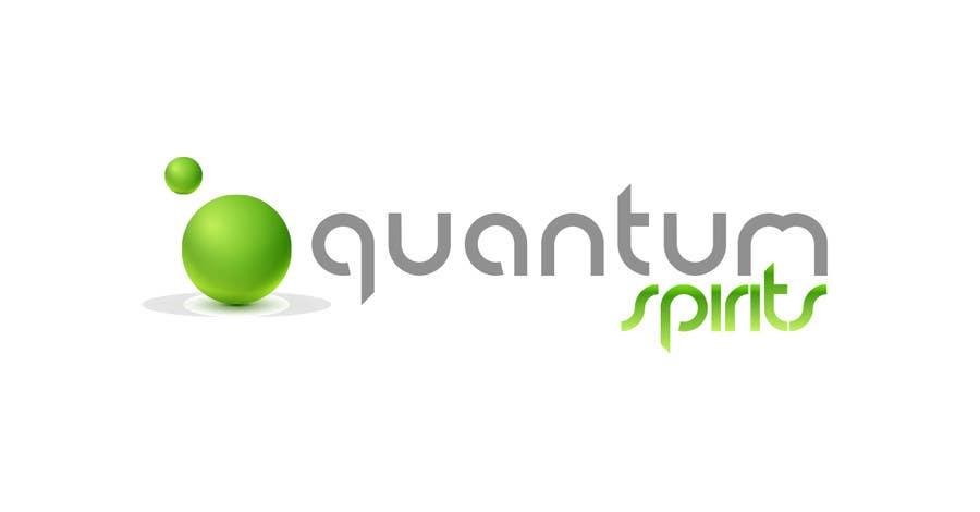 Bài tham dự cuộc thi #                                        58                                      cho                                         Logo for Quantum Spirits