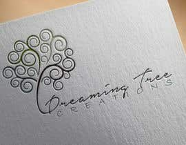 #9 for Logo Design- Handmade Artisan Jewelry brand- Dreaming Tree Creations, natural look by maxproject