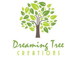 #4 for Logo Design- Handmade Artisan Jewelry brand- Dreaming Tree Creations, natural look by fatima2193