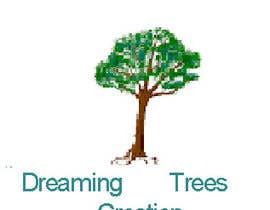 #44 for Logo Design- Handmade Artisan Jewelry brand- Dreaming Tree Creations, natural look by aayushghimire88