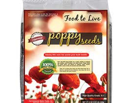 nº 11 pour Create Print and Packaging Designs for a Pack of Poppy Seeds par antoaneta2003