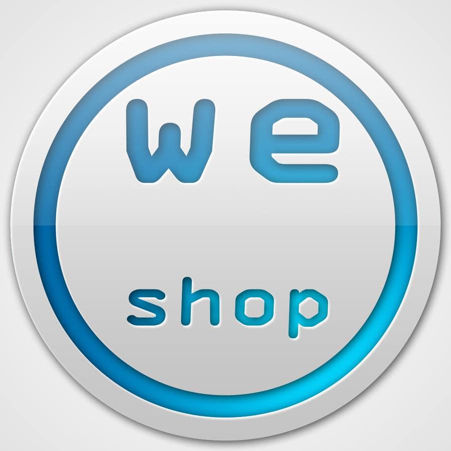 Konkurrenceindlæg #67 for Design a Logo for WeShop.com.br