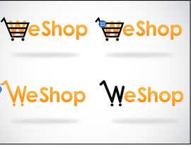 #86 cho Design a Logo for WeShop.com.br bởi supunchinthaka07
