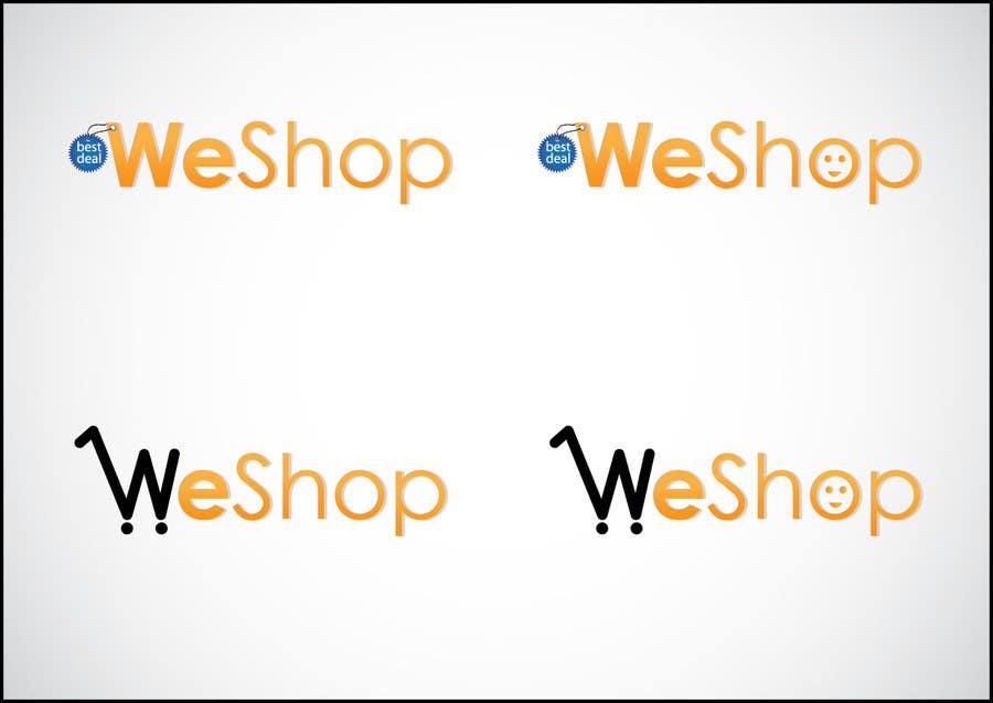 Konkurrenceindlæg #87 for Design a Logo for WeShop.com.br