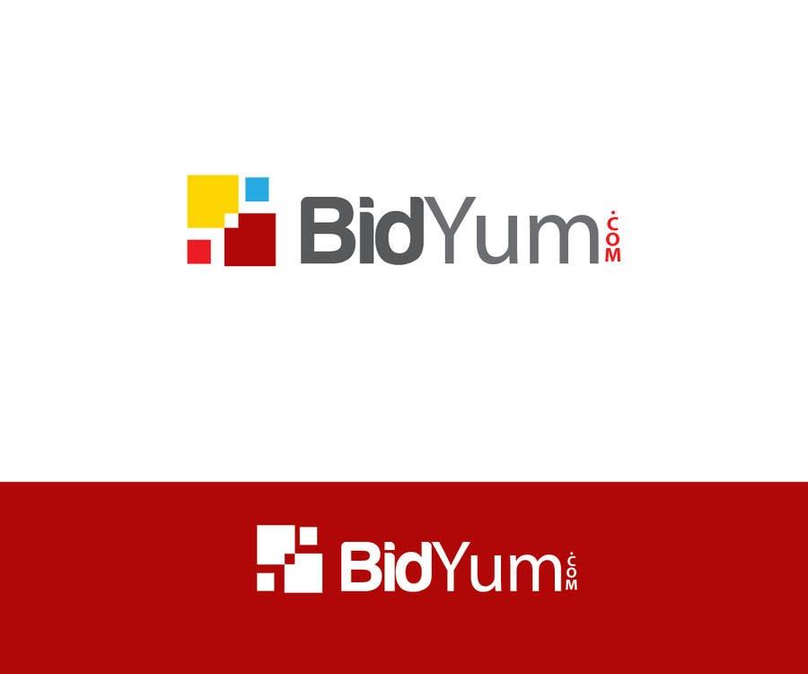 Bài tham dự cuộc thi #4 cho Design a Logo for BidYum.com