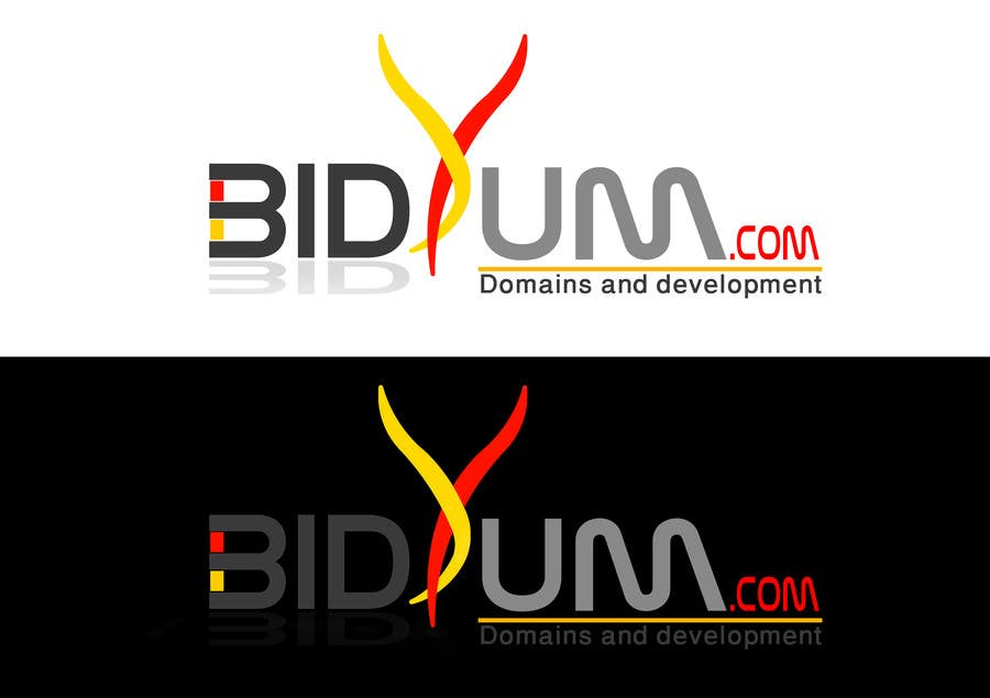 Bài tham dự cuộc thi #57 cho Design a Logo for BidYum.com