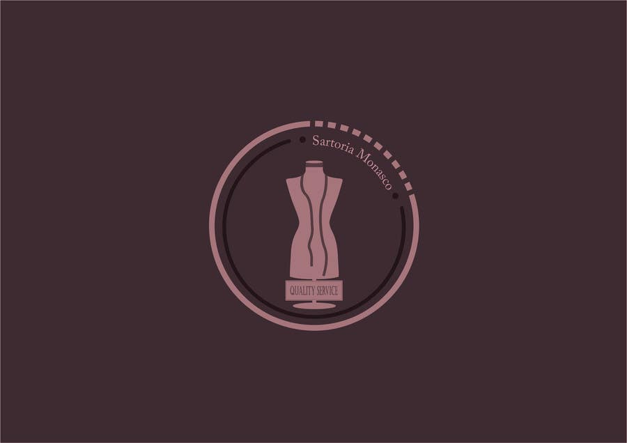 Entry #7 by sajithishan for Simple Tailoring Logo Design (+ fast ...
