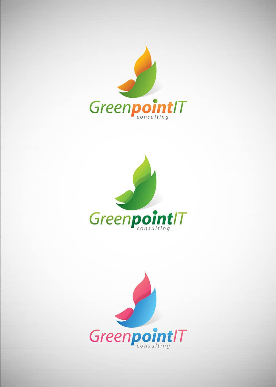 #222 for Design a Logo for Green IT service product by Bauerol3