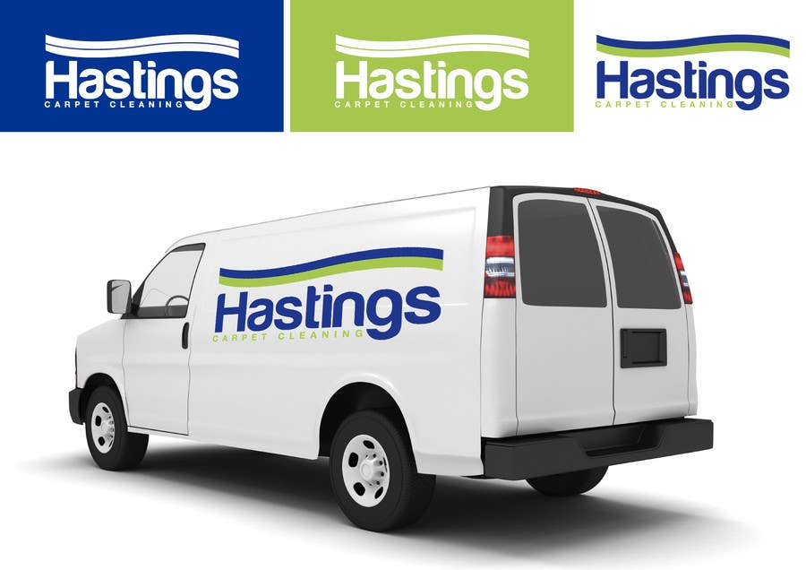 #28 for Design a Logo for Hastings Carpet Cleaning by nmaknojia