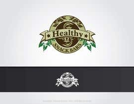#74 untuk Design a Logo for A Healthy Snack Website oleh mariusfechete
