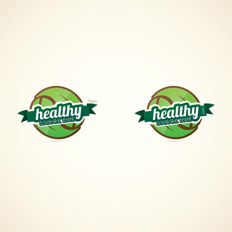 #143 for Design a Logo for A Healthy Snack Website by Bauerol3