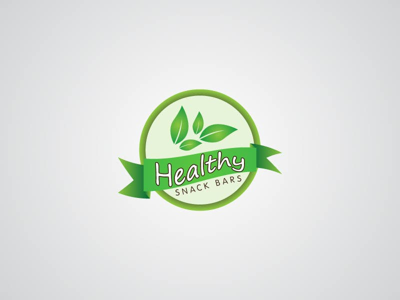 #104 for Design a Logo for A Healthy Snack Website by HammyHS