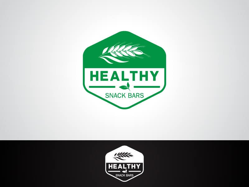 #130 for Design a Logo for A Healthy Snack Website by HammyHS