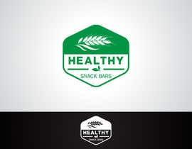 #130 untuk Design a Logo for A Healthy Snack Website oleh HammyHS