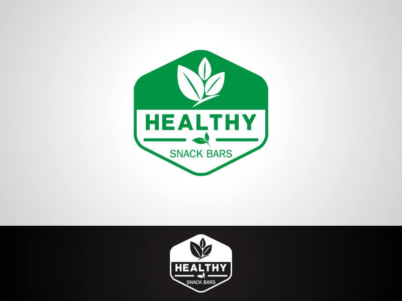 #139 for Design a Logo for A Healthy Snack Website by HammyHS