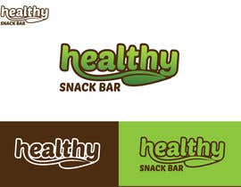 #123 for Design a Logo for A Healthy Snack Website by alexandracol