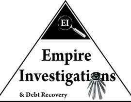#25 para Graphic Design for Empire Investigations & Debt Recovery de Sihota