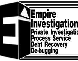 #44 para Graphic Design for Empire Investigations & Debt Recovery de Illuminatural