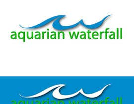 #44 for Design a Logo for Aquarian Waterfall af ely0313