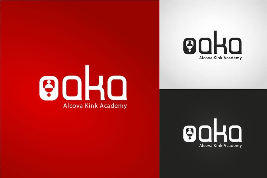 #614 for Design a logo for AKA Alcova Kink Academy by mdimitris