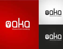 #614 for Design a logo for AKA Alcova Kink Academy af mdimitris